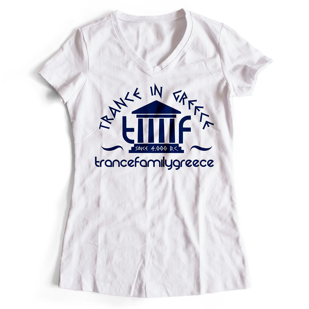"""Trance in greece since 4.000 B.C."" T-Shirt (Women) 85833"