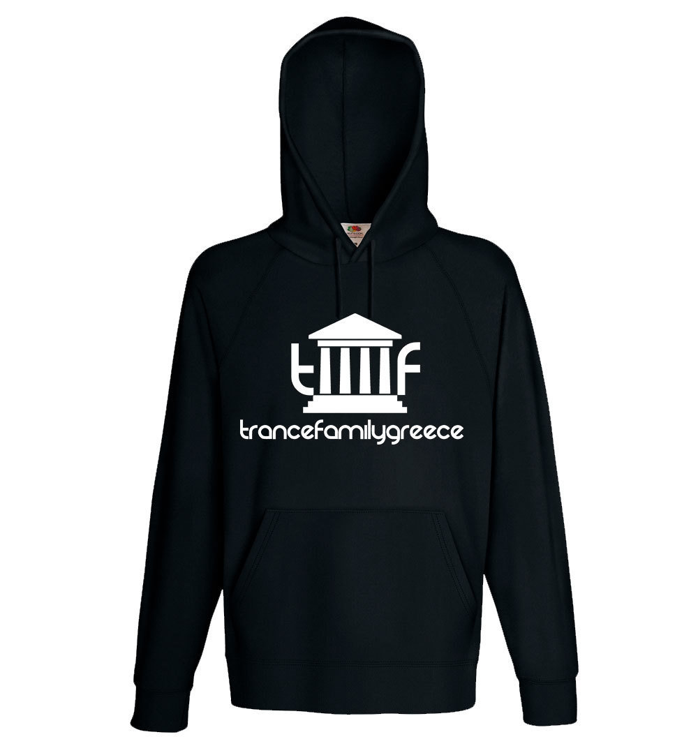 """Trancefamily Greece"" Hoodie (Unisex) 85835"