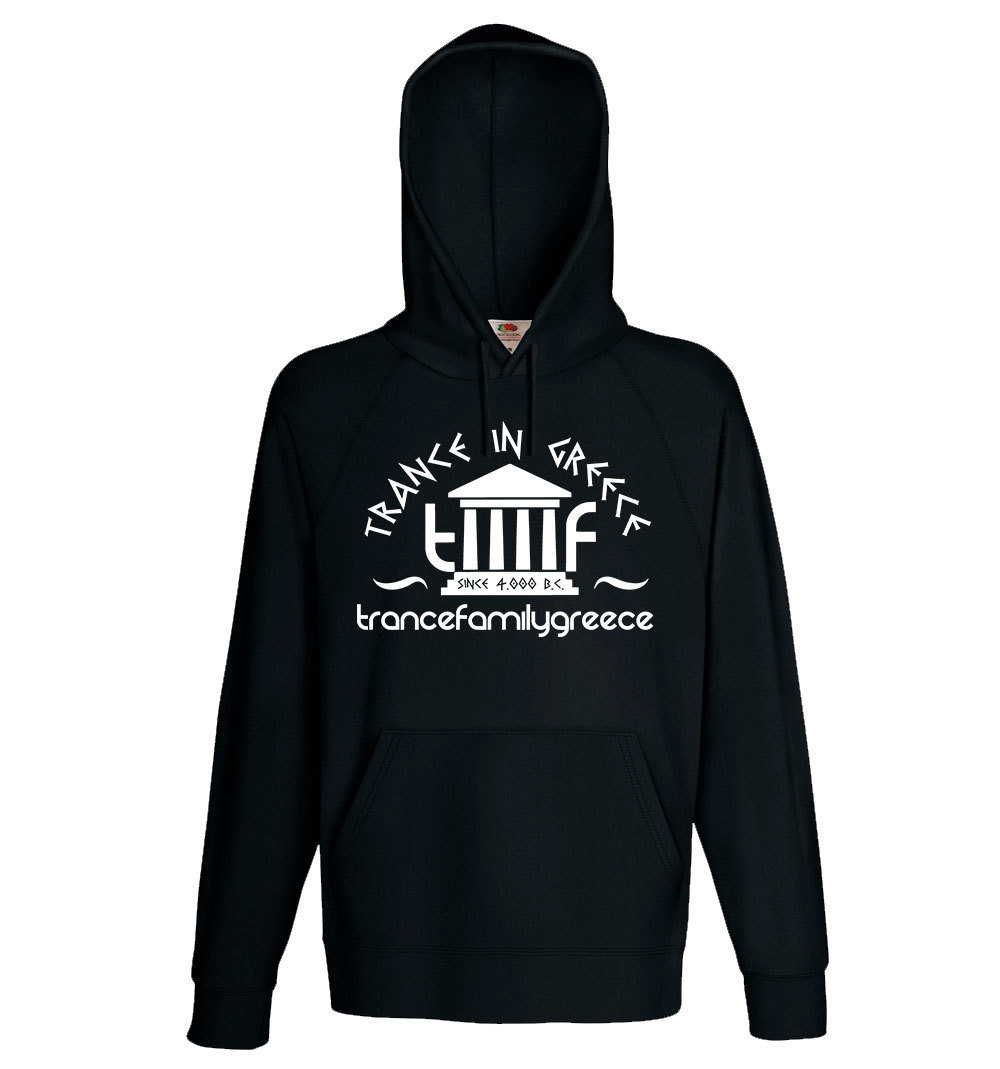 """Trance in greece since 4.000 B.C."" Hoodie (Unisex) 85834"