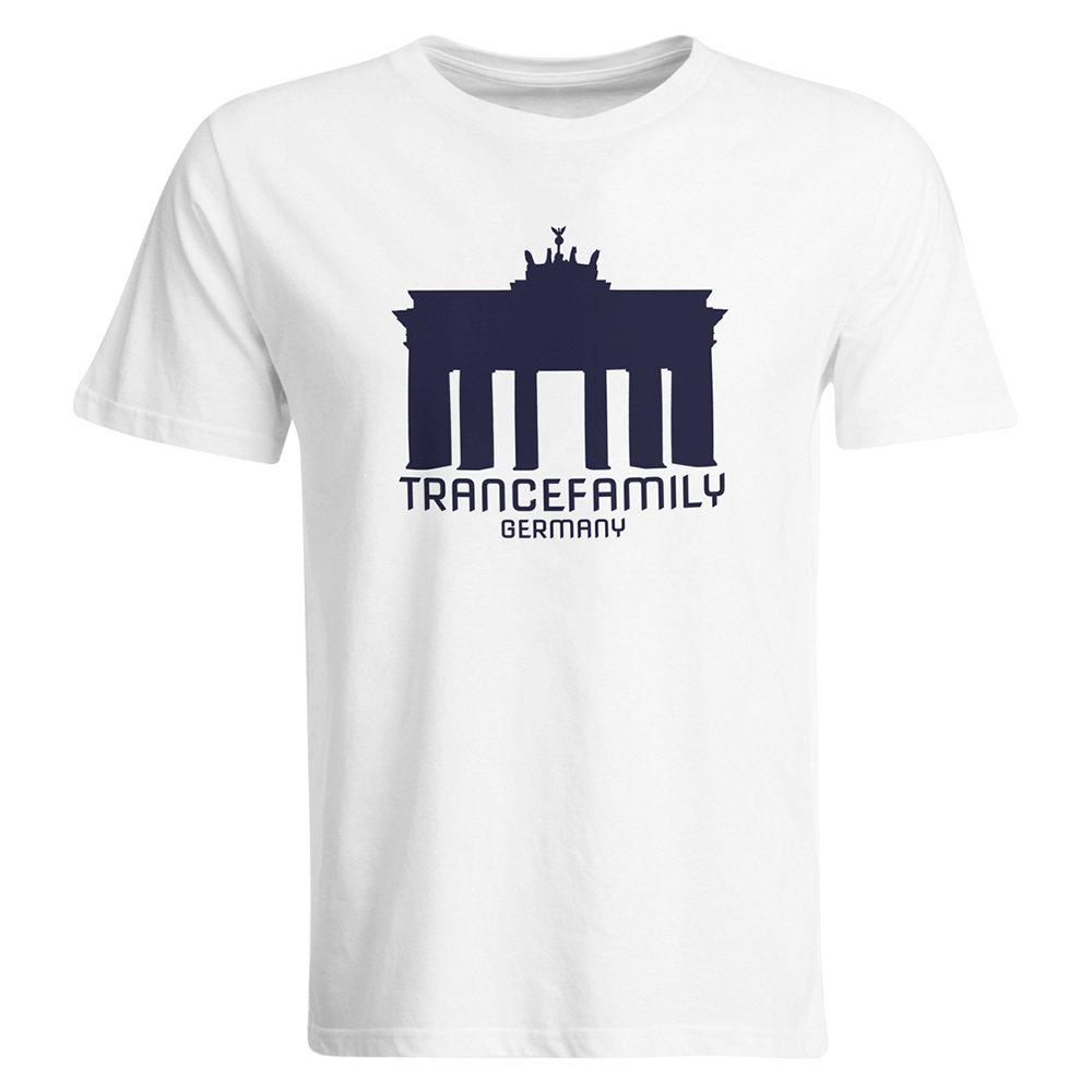Trancefamily Germany T-Shirt (Men) M1-TFC 85846