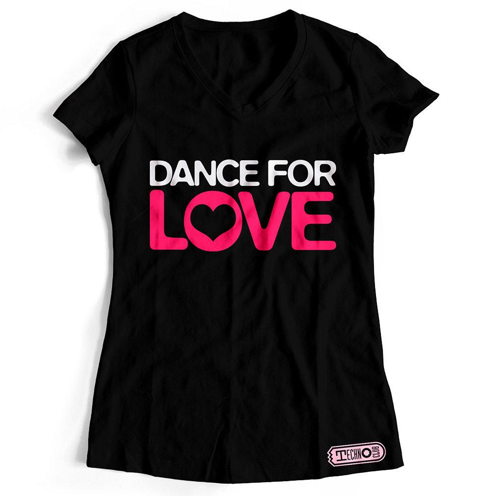 DANCE FOR LOVE T-Shirt (Women) 83987