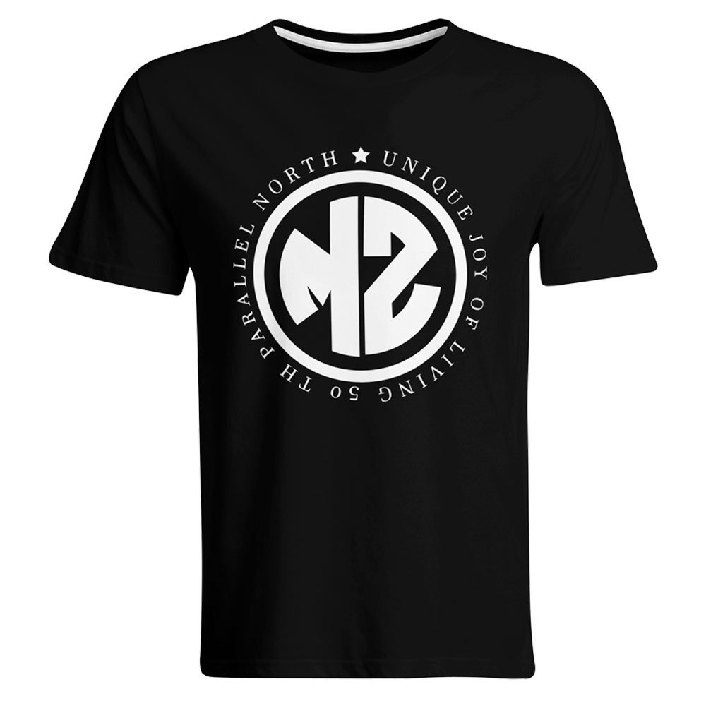 "T-Shirt ""MZ - Unique joy of living"" (Herren) 89130"