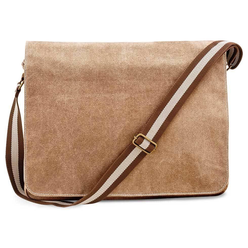 Premium Messenger Tasche im Vintagelook CM-89812