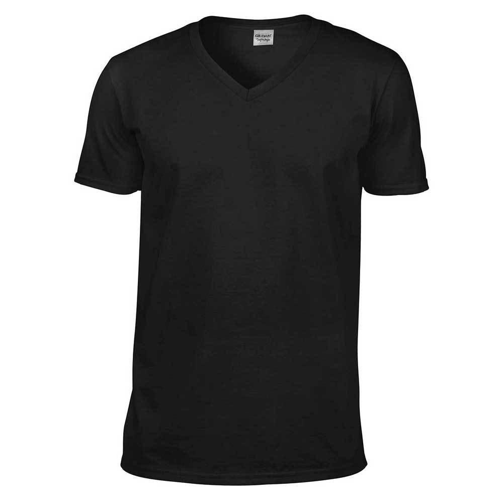 Premium T-Shirt mit V-Ausschnitt (Herren) CM-81105