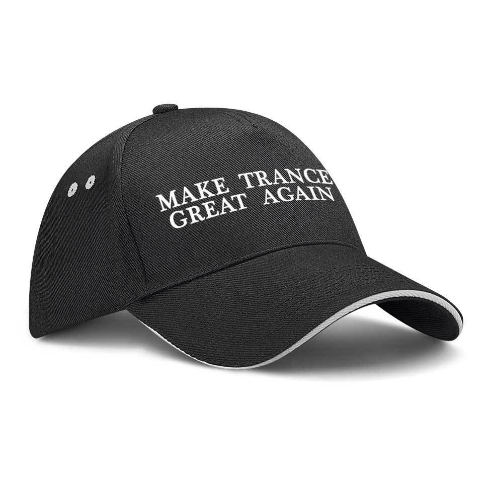 Make Trance great again Basecap M1-TFC 65581
