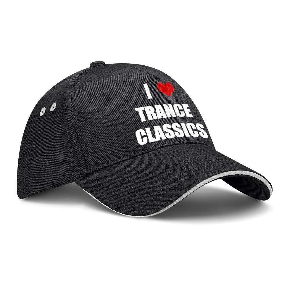 I love Trance Classics Basecap M1-FTC 90112