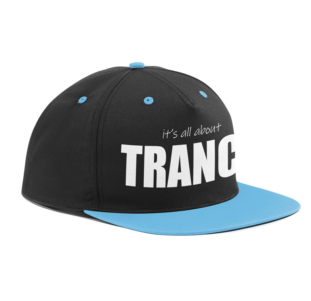 It's All about Trance (Original Trancefamily Snapback) M1-TFC 78399