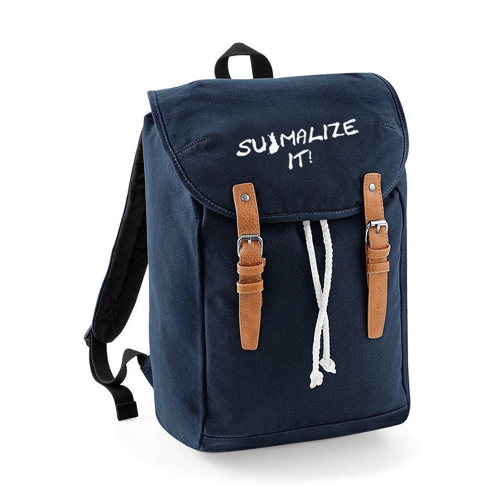 """Suomalize it!"" Vintage Rucksack M1-FT 78891"