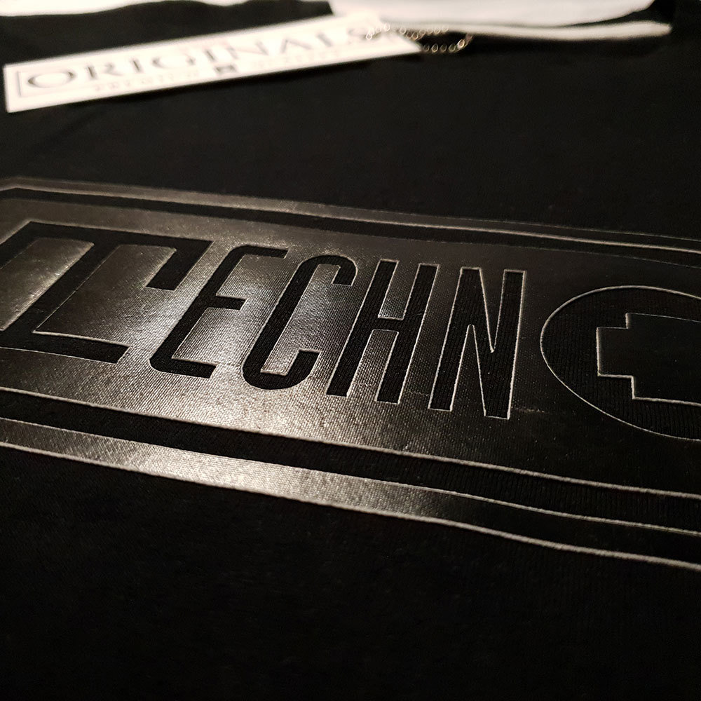 Technoclub Duo-Tone Exclusive T-Shirt (Herren) *NEU*