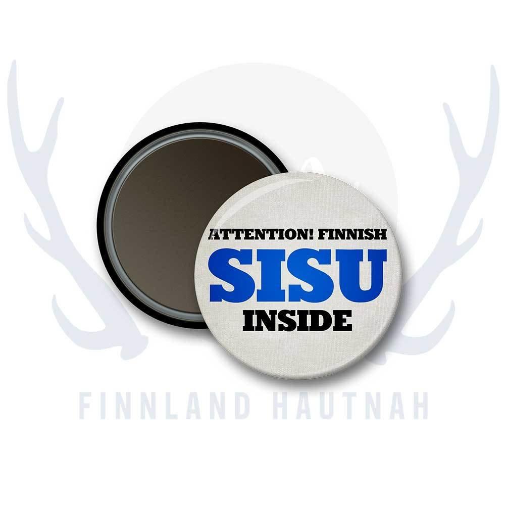 "Finnland Magnet ""Sisu"" 91893"