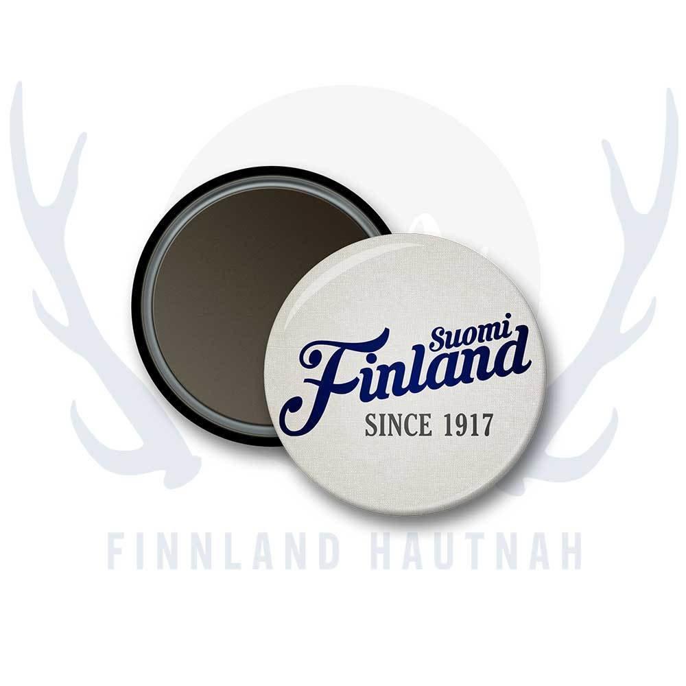 """Finnland Magnet """"Finland since 1917"""" 91895"""