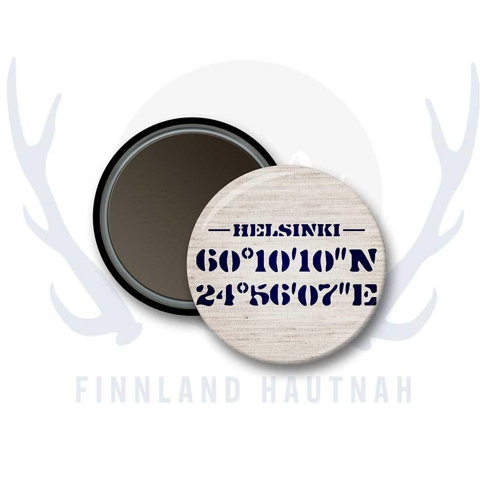 """Finnland Magnet """"Helsinki"""" 91898"""