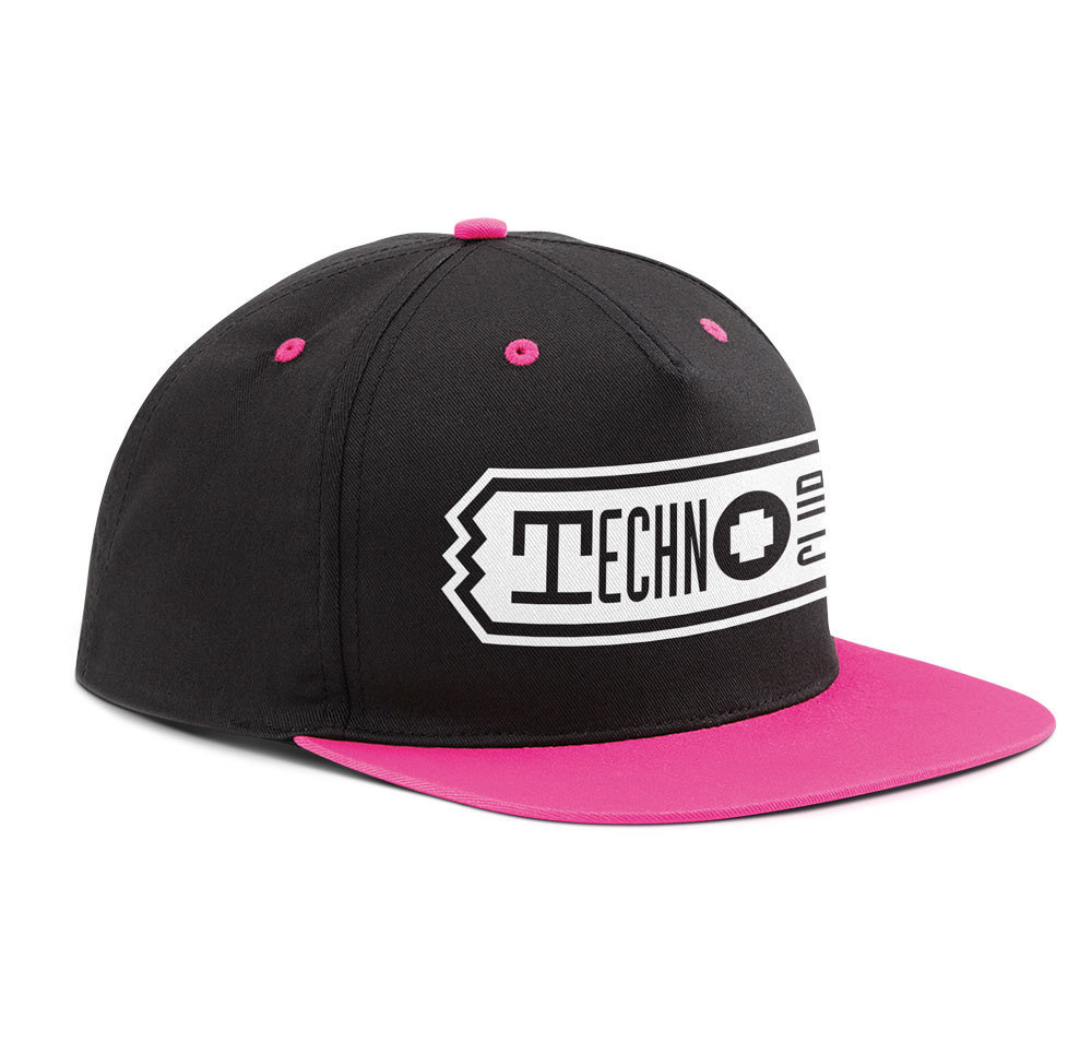 Snapback Pink