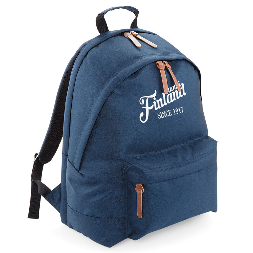 """Suomi Finland - since 1917"" Laptop Rucksack M1-FT 09841"