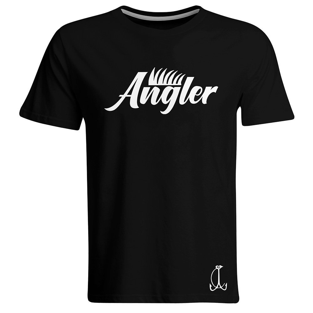 """Anglerin & Angler / Vater & Tochter"" T-Shirt Partnerset (Kindergröße 90 bis XXXL)"