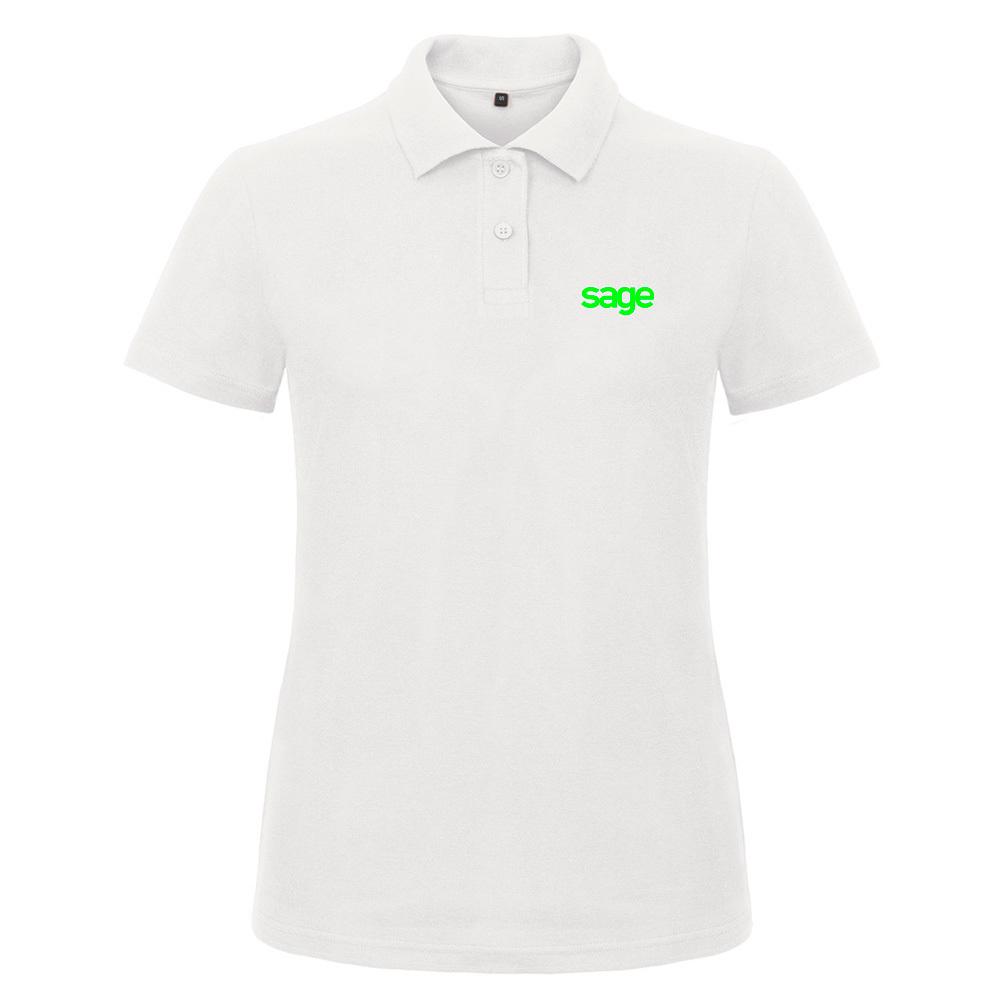 SAGE Polo Shirt (Damen) M1-SAGE 91957