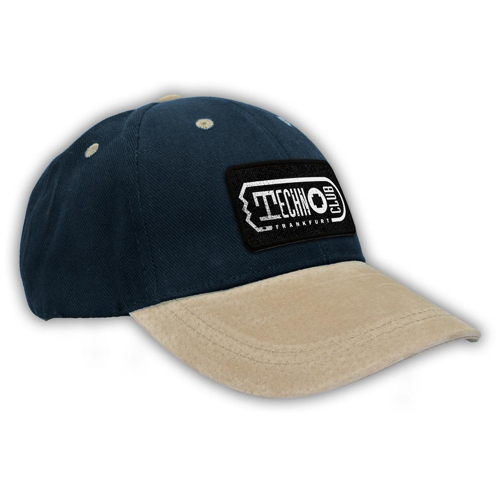Technoclub Basecap (Wildleder) 91967