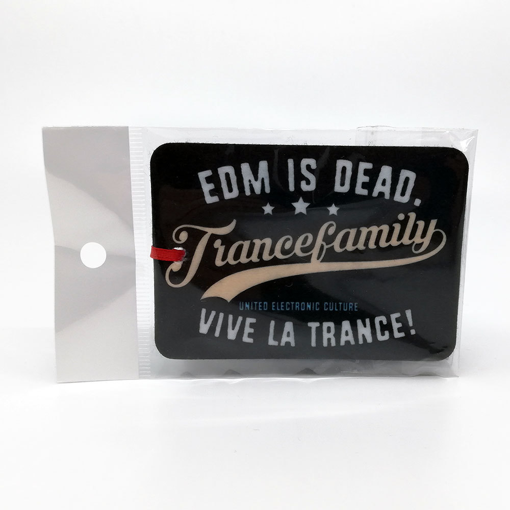 Trancefamily (Car Air Freshener)