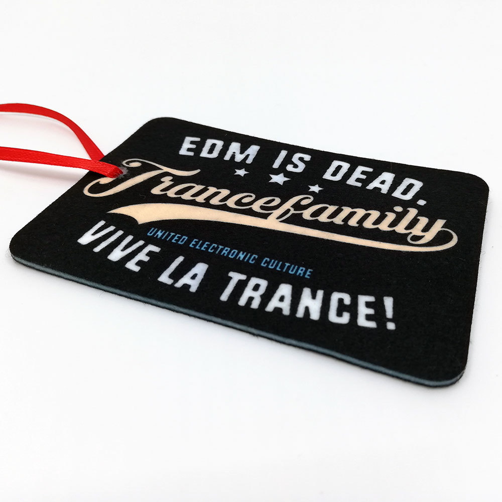 Trancefamily (Car Air Freshener) 91969
