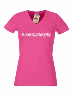 Trance-Family.com  (#trancefamily T-Shirt Women)
