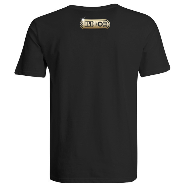 Black/Gold (Back)