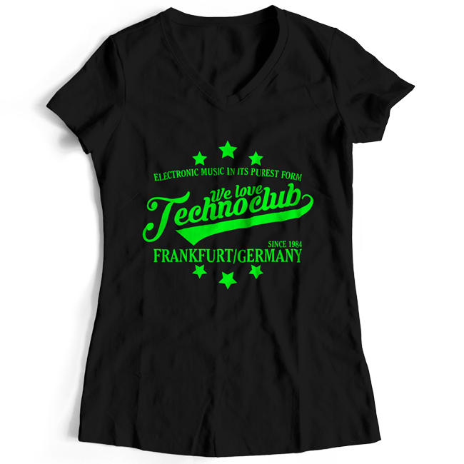 Front: Neon Green