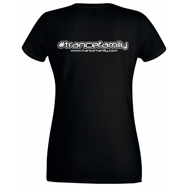 Bitches love EDM Festivals. (#trancefamily T-Shirt Women)
