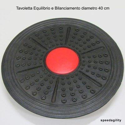 Tavoletta Equilibrio in Plastica