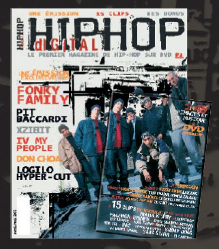 [Magazine + DVD]  DiGiTAL HiP-HOP #2  (2002)