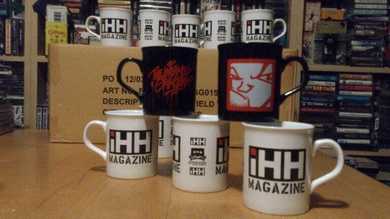 "[MUG]  iHH™ MAGAZiNE  Véritable mug ""made in England"" [Édition Limitée]"