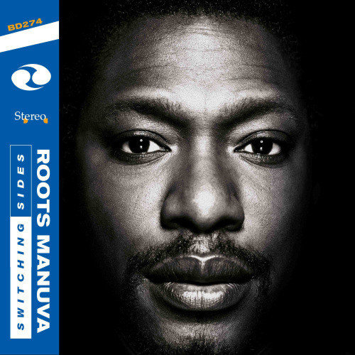 """[Maxi vinyle]  ROOTS MANUVA  """"Switching Sides"""" + code téléchargement"""