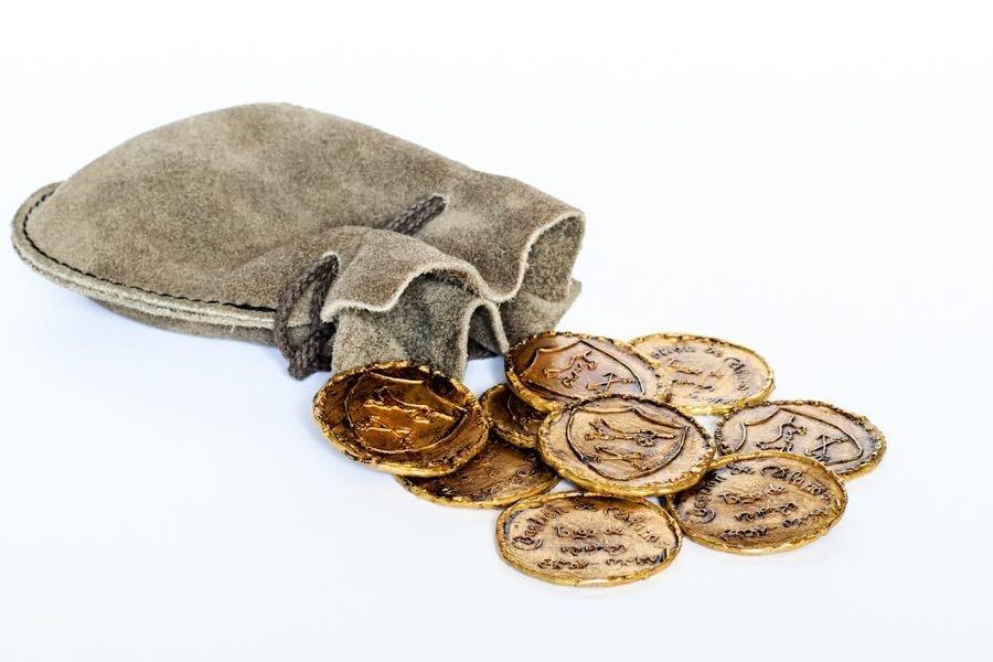 """Moneda """"Liga de Invierno"""" """" 00002"""