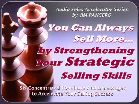 Strengthening Your Strategic Selling Skills - Audio Series and Workbook 004