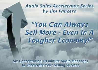 Selling in a Tougher Economy - Audio Series and Workbook