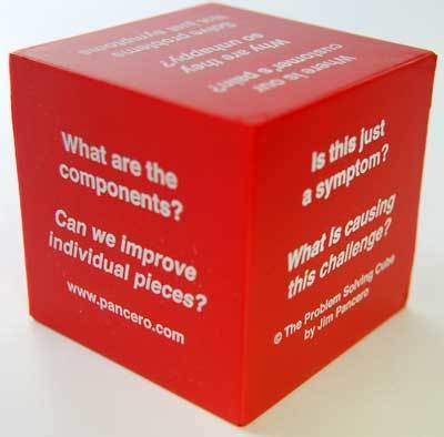 The Problem Solving Cube