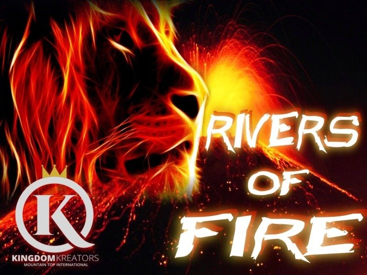 Rivers of Fire  Spontaneous Worship (Mp3)