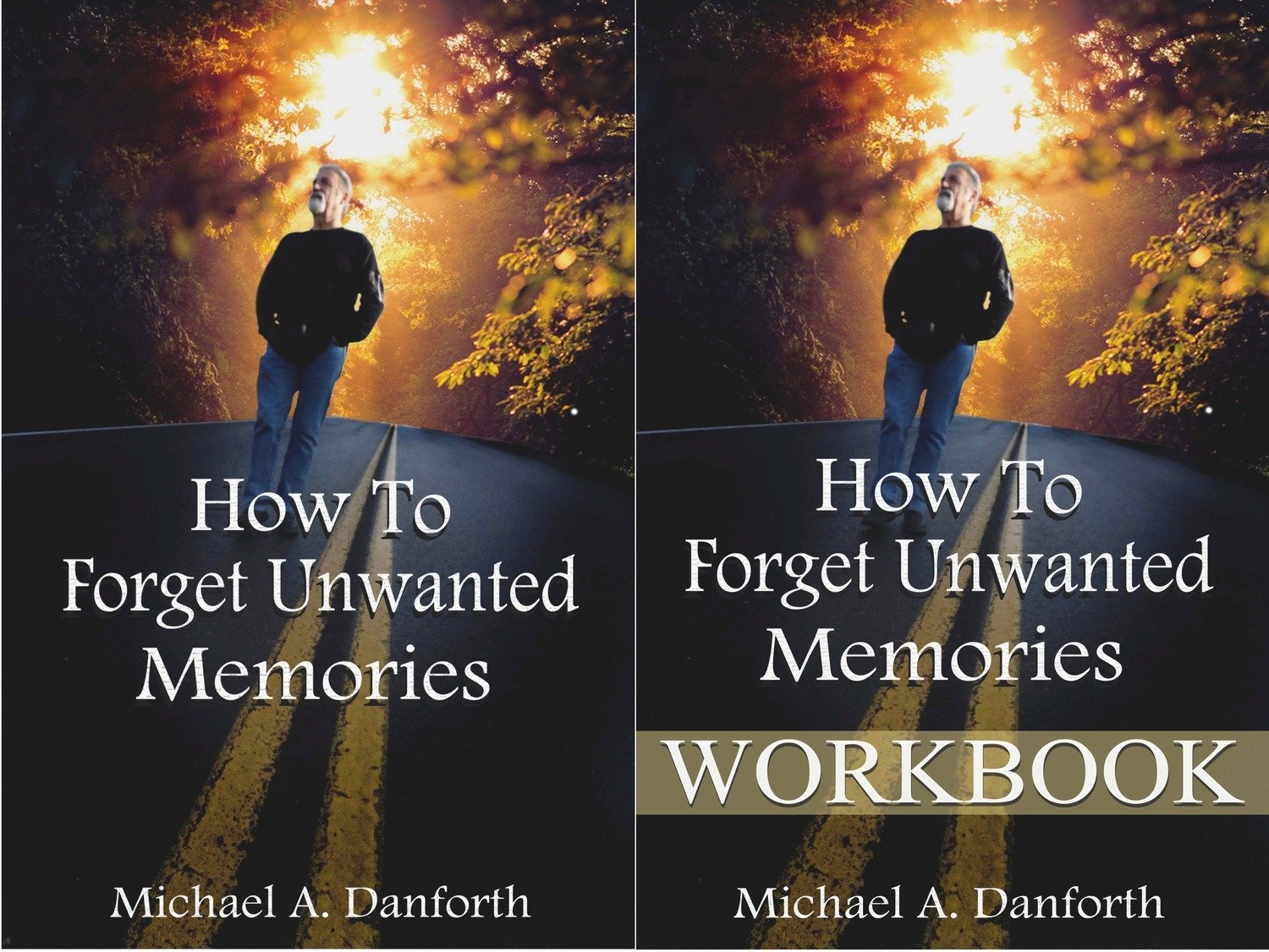 How To Forget Unwanted Memories Book & WorkBook