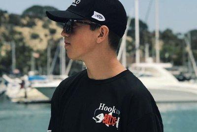 Hookup Baits Sun Shirt, Long Sleeve