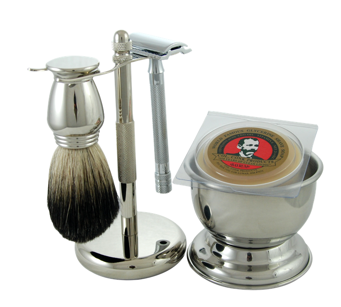 5PC. SAFETY RAZOR SET  #190