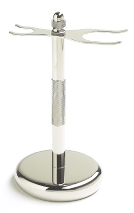 CHROME SAFETY RAZOR STAND  #775