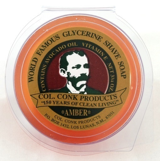 COL. CONK SHAVE SOAP, SUPER BAR - 3 SCENTS AVAILABLE