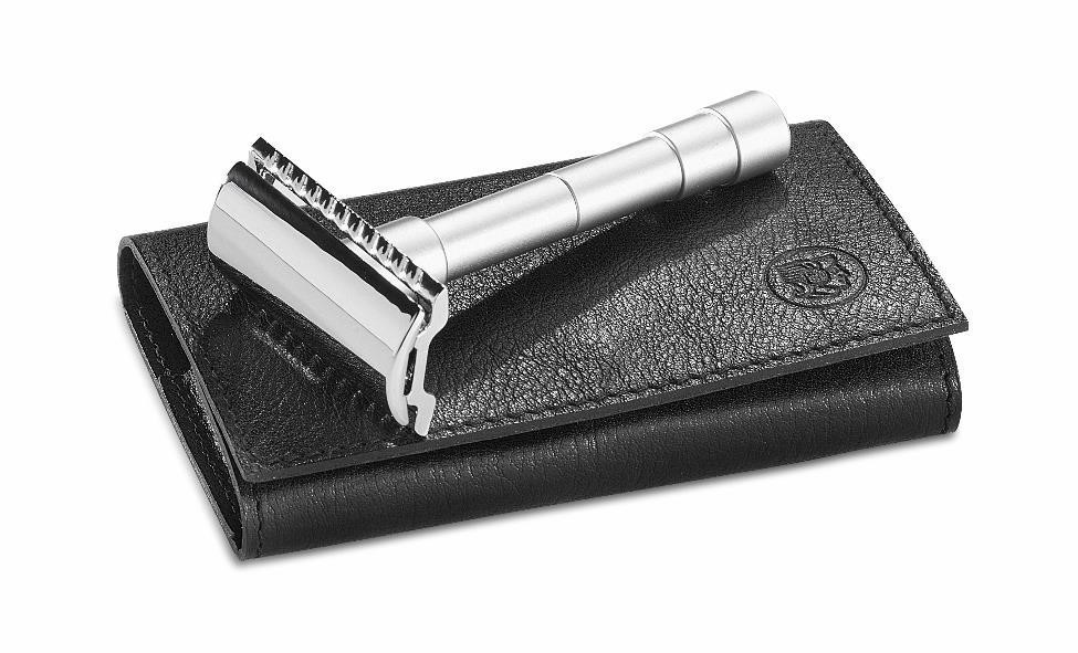 MERKUR TRAVEL SAFETY RAZOR #46002