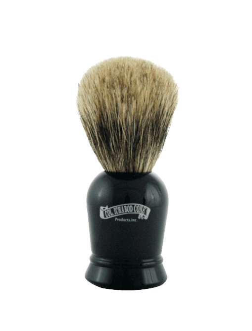 PURE BADGER FAUX EBONY BRUSH #925