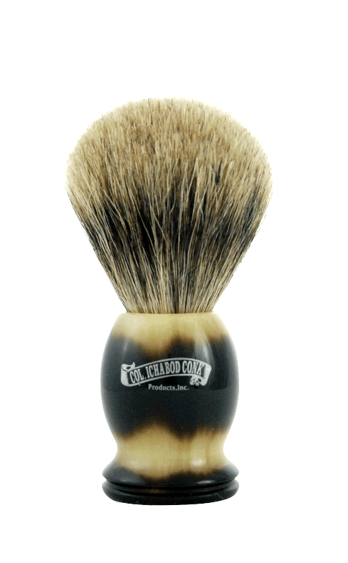 PURE BADGER FAUX HORN BRUSH #1206