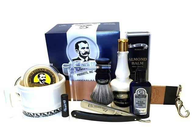 Straight Razor Gift Set #2315