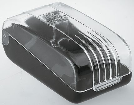 MERKUR PLASTIC CASE-EMPTY