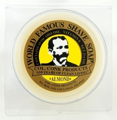 COL. CONK ORIGINAL SHAVE SOAP - 4 SCENTS AVAILABLE