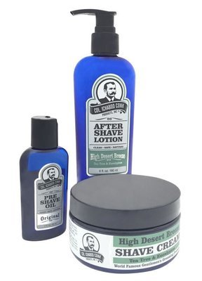 HIGH DESERT BREEZE SHAVE KIT with Cream #4033