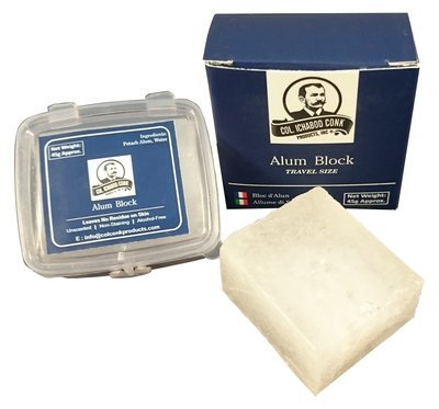 Alum Block - Travel Size