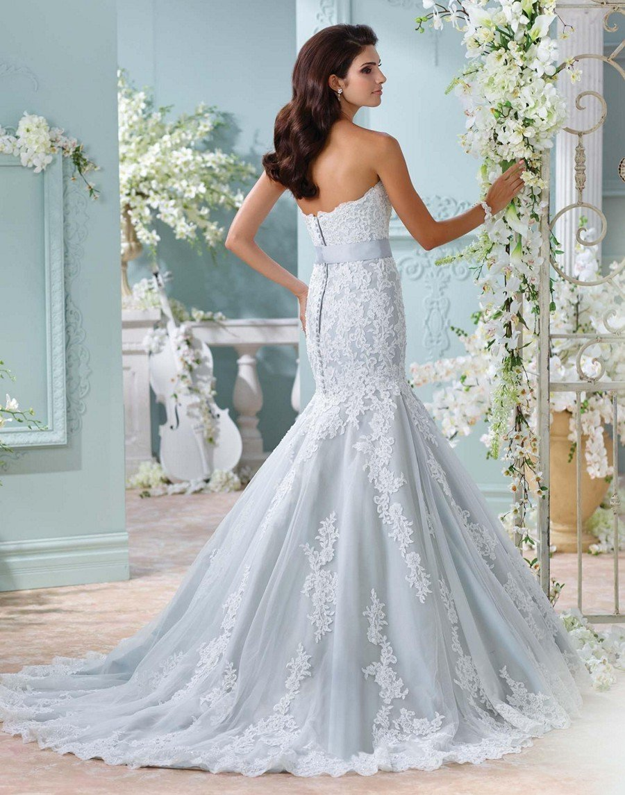 David Tutera - Thea Wedding Gown | Wedding Gowns | Store - Once Upon ...
